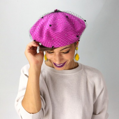 Cappelli invernali da donna - Cappelli in feltro - Complit 1b5e8e7af68e
